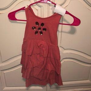Gymboree Halter shirt/ dress! Kids size 8